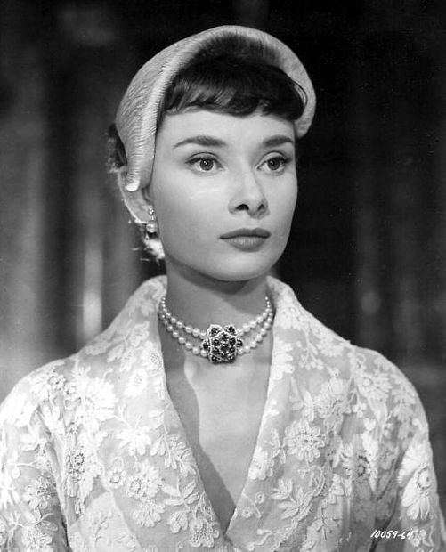 Dress Like An Icon: Audrey Hepburn in 'Roman Holiday'